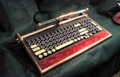 Steampunk teclado de Miss Betsy
