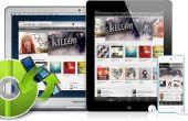 Cómo convertir iTunes películas a DVDs en Windows