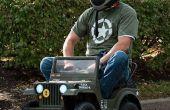 Hacer un Jeep de Powerwheels de carreras
