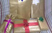 ¿Cómo fácilmente envolver su regalo