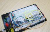 Arduino 8 x 8 matriz de LED juego