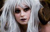 Siete pecados capitales: Pereza maquillaje Tutorial