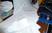Lo que debemos hacer con sobrantes de papel