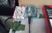 Sintetizador digital VRA8-P para Arduino Uno