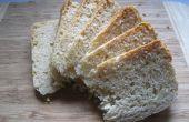 Lento cocina cerveza queso pan