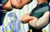Chaleco de Flynn Rider de Tangled