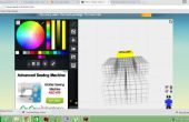 Cómo hacer una Robot de Instructables piel en Minecraft