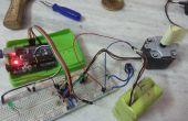 Motor Bi Polar paso a paso con L293D y Arduino