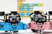 ¿Cómo utilizar software de programación gráfica para programa de Arduino y los robots?