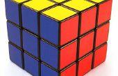 Cómo resolver un cubo de Rubix