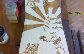 Longboard de Star Wars