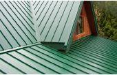 Material para techos embaldosado o del Metal - que es la mejor opción
