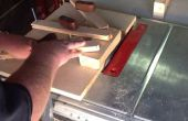 Cómo hacer una bola de Sierra de cinta