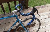 Cómo cambio de tipo carretera bicicleta palancas de freno