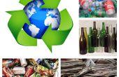 Cómo iniciar un programa de reciclaje en tu casa
