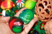 Colorear huevos de Pascua
