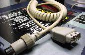 Simple MIDI cable