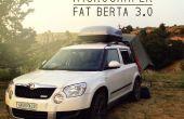 SUV MicroCamper - gorda Berta 3.0