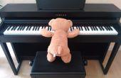 Cómo tocar canciones del piano piano y fáciles para principiantes