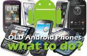 EPIC utiliza para un teléfono Android antiguo