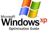 La guía de optimización de Windows XP