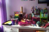 Consejos para limpiar su escritorio