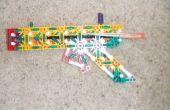 Mi pistola de KVG T.A.P (pistola de asalto táctico)