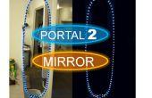 Espejo inspirado gratis 'Portal 2'