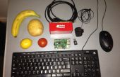 Cómo crear un juego de Scratch con Makey Makey controlador en un Raspberry Pi