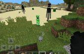 Minecraft 3 Mobs Silverfish/enredadera/cuanto
