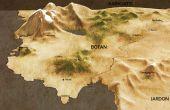 Mapa de la fantasía (aunque no se dibujar)