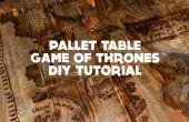 Plataforma mesa juego de tronos - Tutorial DIY