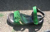 Renovar tus viejos zapatos