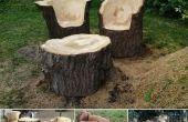 Cómo uso madera