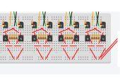 Primeros pasos en electrónica digital con circuit.io