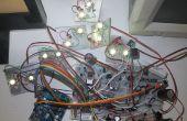 Basados en Arduino alta potencia LED controladores de conmutación