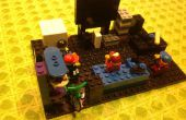 Cueva de hombre Lego Ultimate