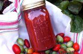 Obtener más rendimiento de su cosecha de tomate y la preservación de técnicas