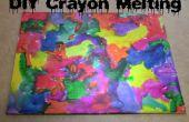 Fusión de Crayon DIY
