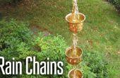 Las cadenas de la lluvia