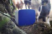 Bluetooth altavoz portátil DIY 30W, BT4.0, radiadores pasivos