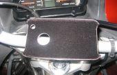 Sostenedor del teléfono inteligente iPhone para moto