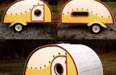 Teardrop Camper de Haley