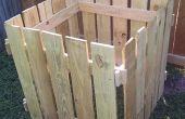 Cubo de compost - Modular, bajo costo y fácil