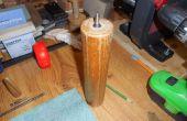 Lijadora de tambor (sin cable) portátil