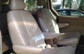 Resolver el problema común de respaldos de asiento de cuero sin enfriar en verano por la reutilización de...