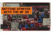 Para empezar con el WF32!