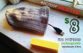 USB calefacción ropa