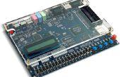El software de FPGA Altera y Quartus II