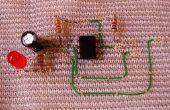 Cómo coser un circuito electrónico
